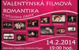 Valentýnská filmová romantika – 14.2.2014